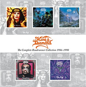 The Complete Roadrunner Collection 5CD