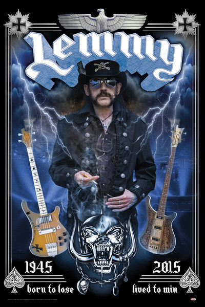 Lemmy Born to Lose