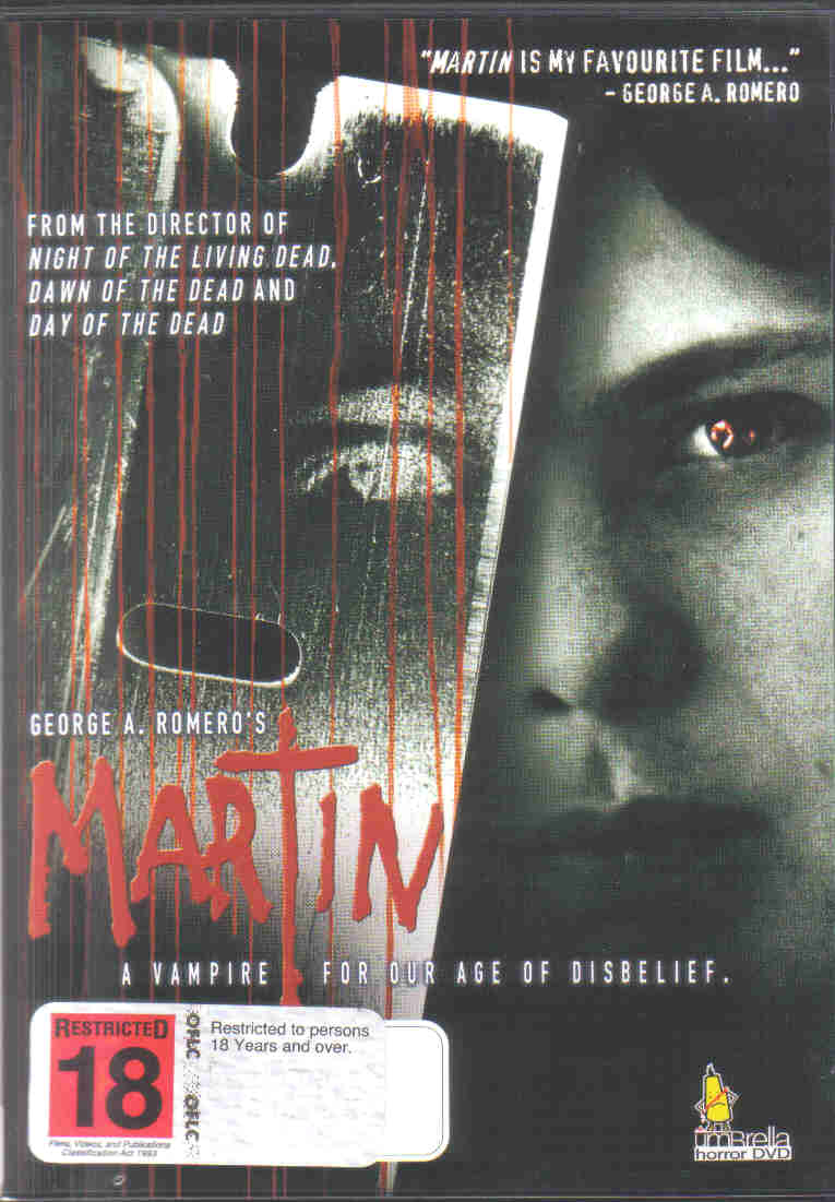 Martin - Horror by George A. Remero