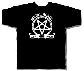 Metal Heads Union 666