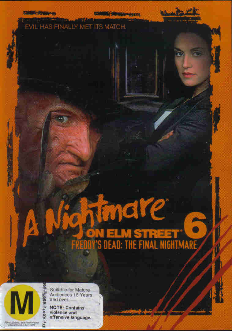 A Nightmare on Elm Street 6: Freddy's Dead - The Final Nightmare
