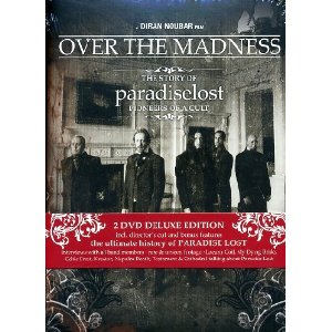 Over the Madness. 2 disc DVD