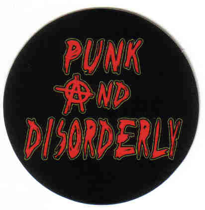 Punk & Disorderly