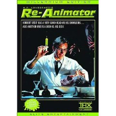 Re-Animator 2 Disc.