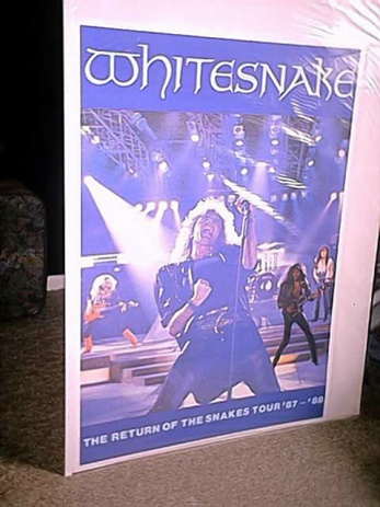 Return of the Snakes Tour 87-88
