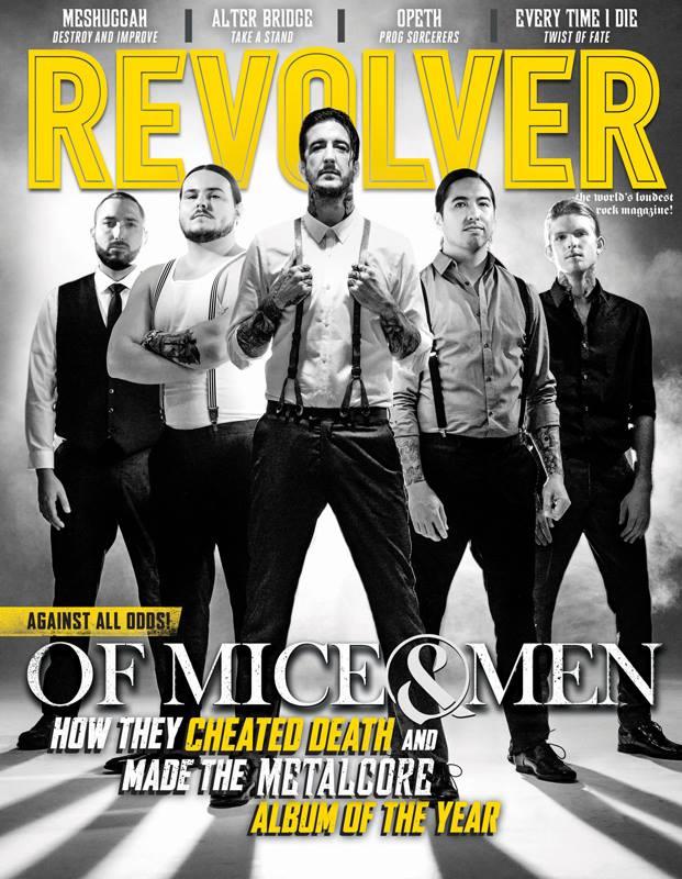 Revolver Magazine - Oct/Nov 2016