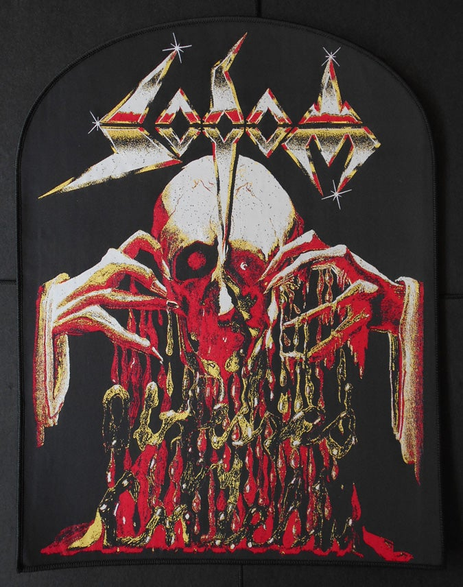 Sodom - Obessed by Cruelty (Rare)