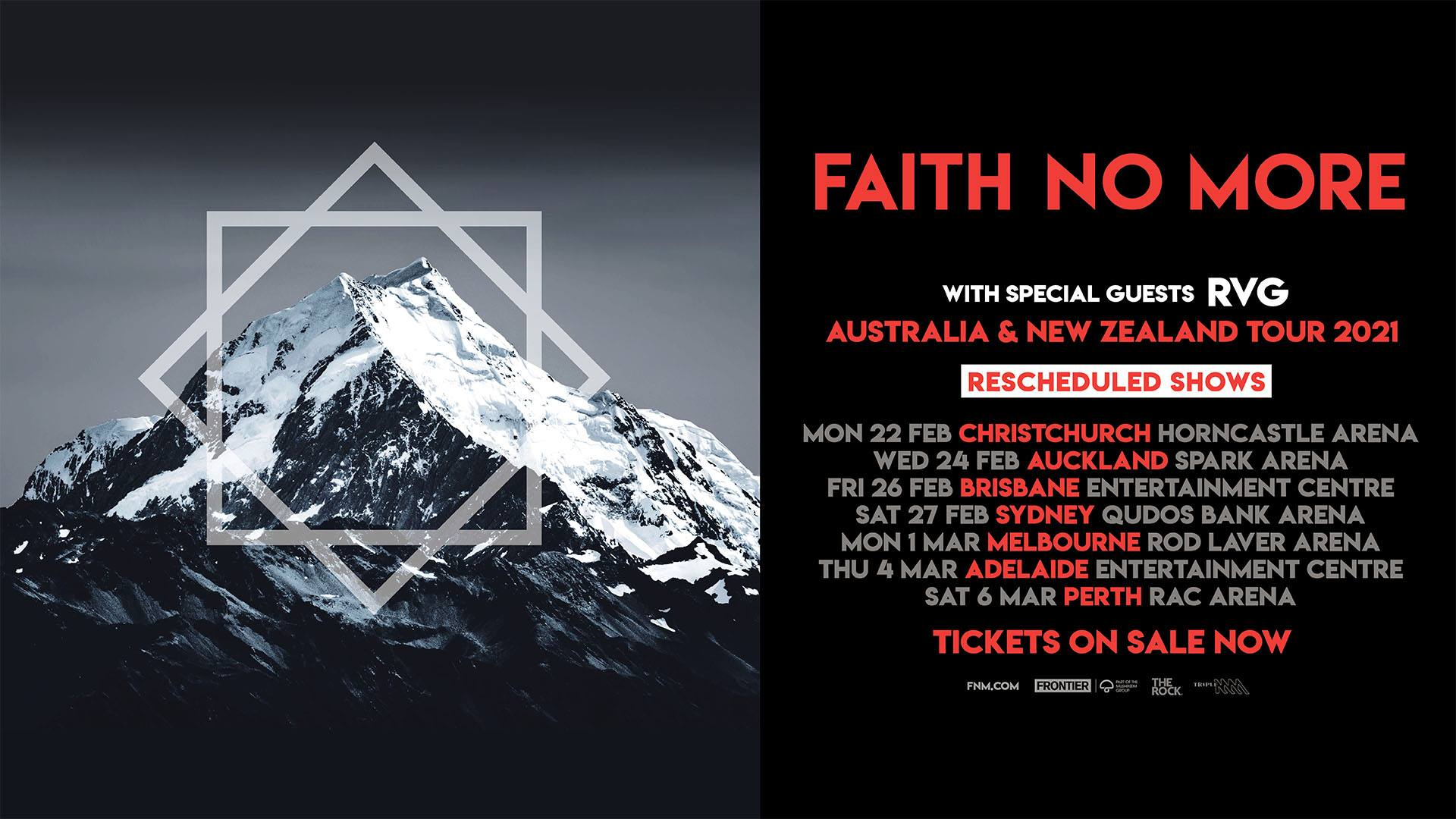 Faith No More Tour