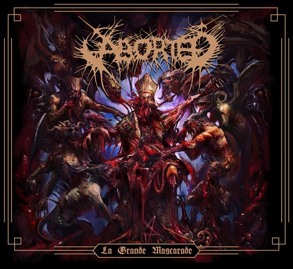 Aborted - La Grande Mascarade - Ltd Ed. EP