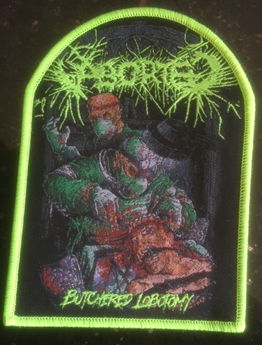 Aborted - Butchered Lobotomy (Rare)