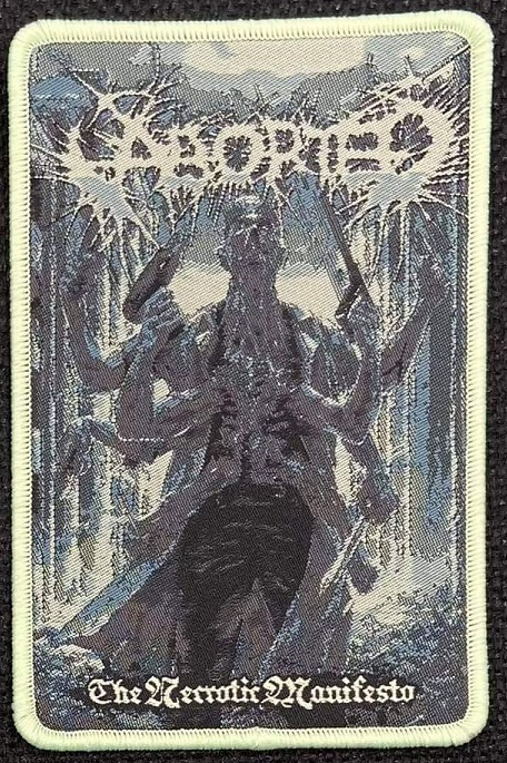 Aborted - The Necrotic Manifersto (Rare)