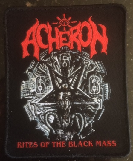 Acheron - Rites of the Black Mass (Rare)