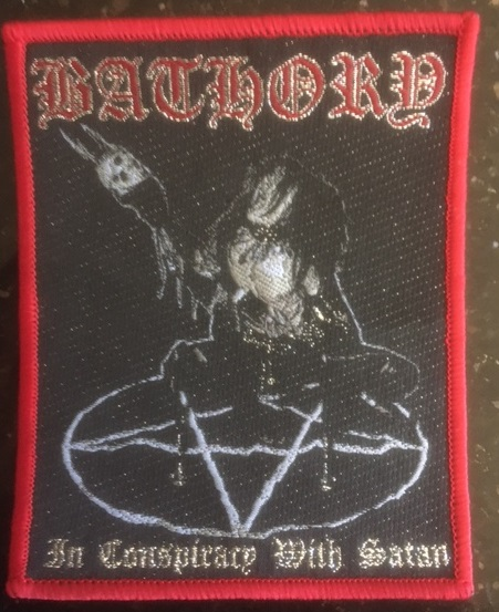 Bathory - In Conspiracy with Satan (Rare)
