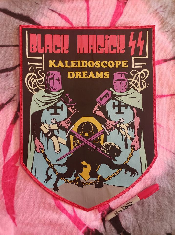 Black Magick SS - Kaleidoscope Dreams (Rare)