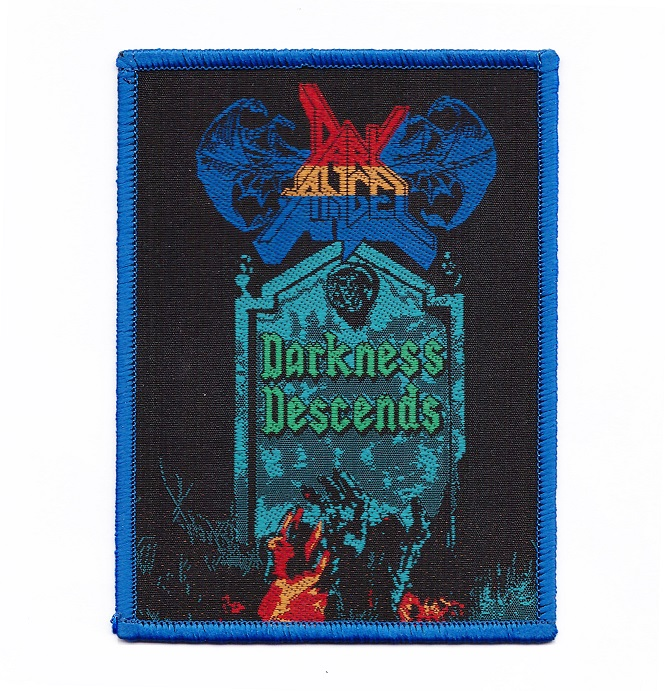 Dark Angel - Darkness Descends (Rare)