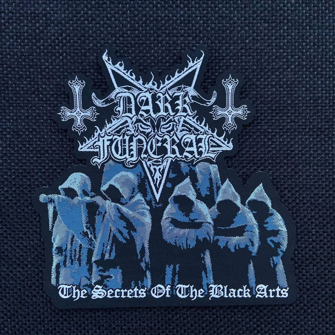 Dark Funeral - Secrets of the Black Arts (Rare)