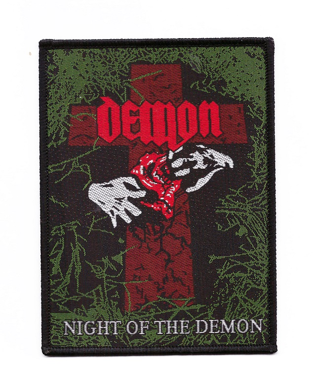 Demon - Night of the Demon (Rare)