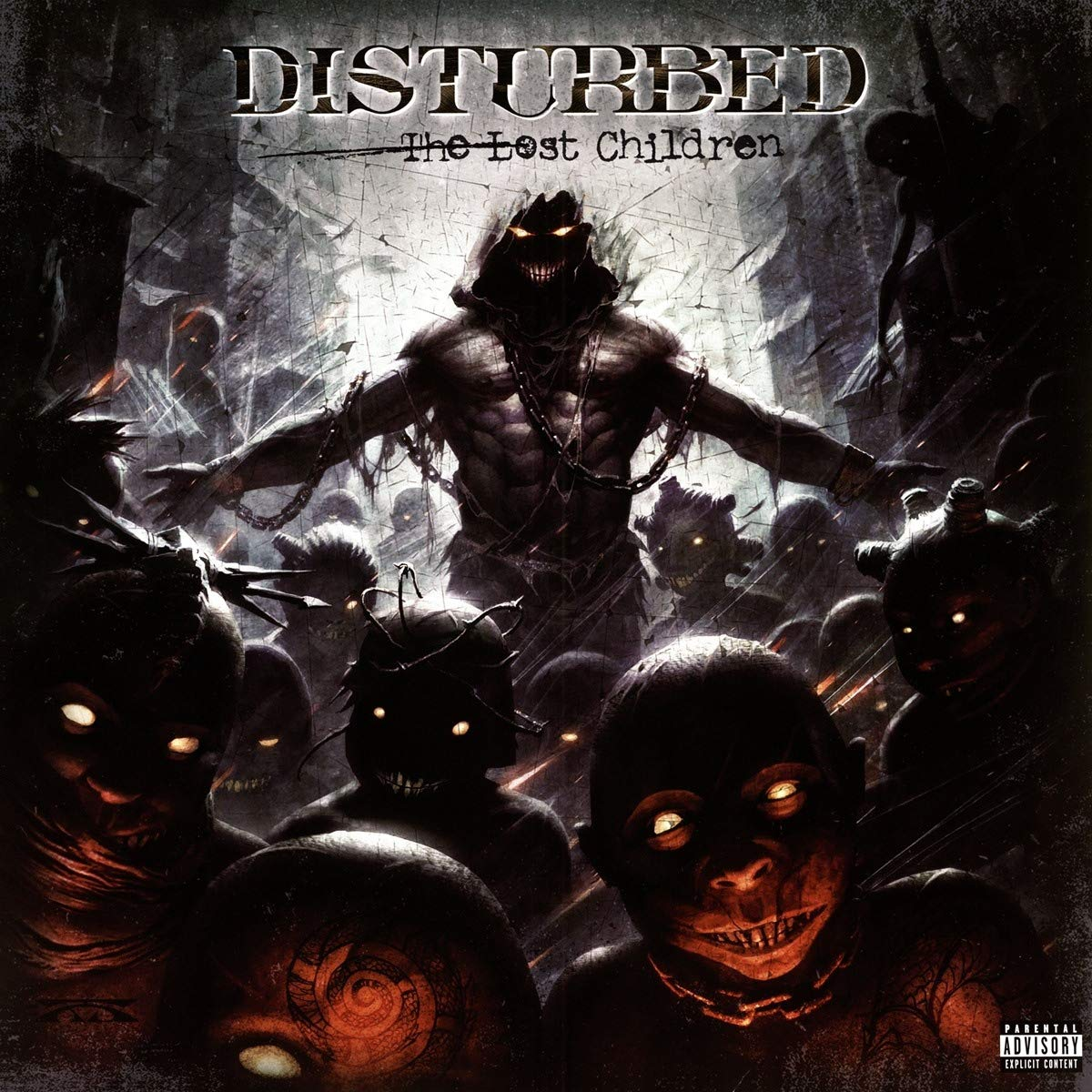 Disturbed - 'The Lost Children' 2LP 2018 RSD