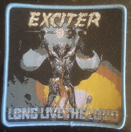 Exciter - Long Live the Loud (Rare)