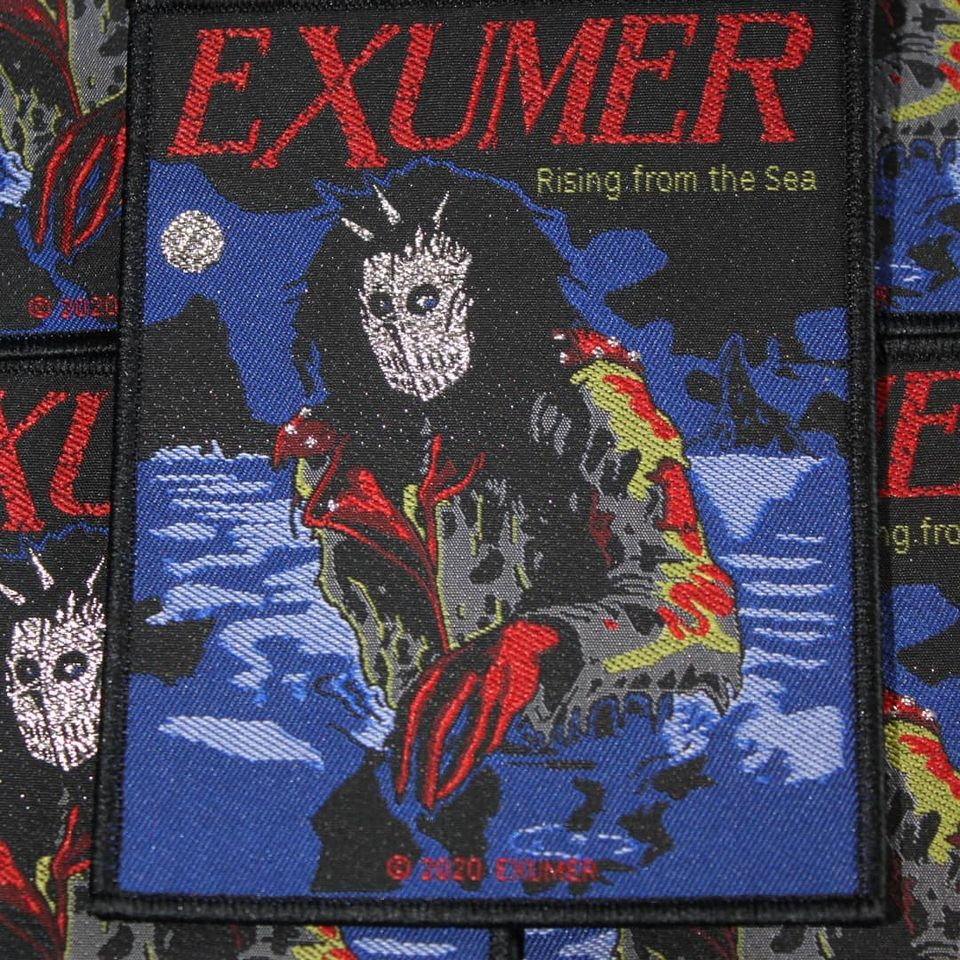 Exumer - Rising from the Sea (Rare)