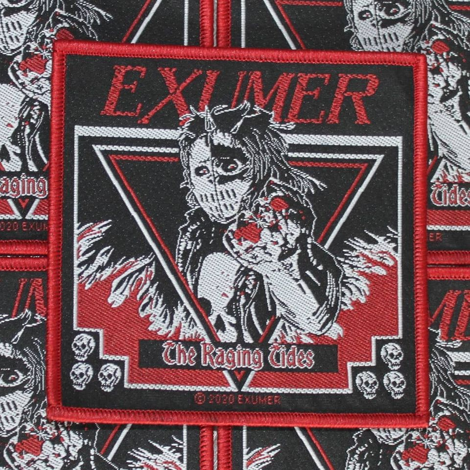 Exumer - The Raging Tides (Rare)