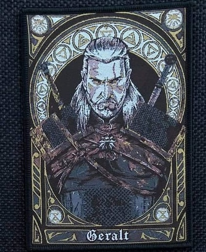 Geralt (The Witcher) (Rare)