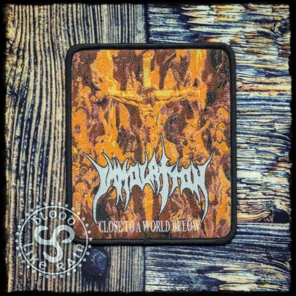 Immolation - Close to a World Below (Rare)