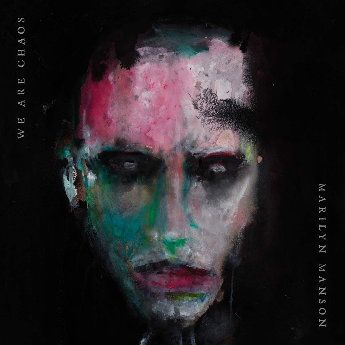 Marilyn Manson - 'We Are Chaos' LP (including 24x24 poster).