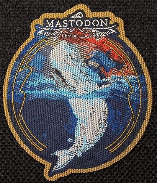 Mastodon - Leviathan (Rare)