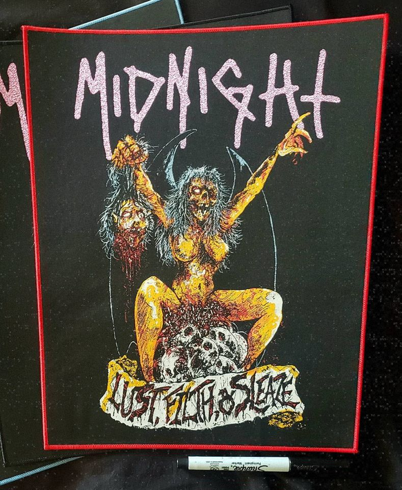Midnight - Lust, Filth & Sleaze (Rare)