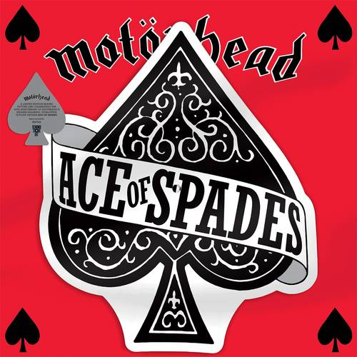 "Motorhead - Ace of Spades/Dirty Love 7"" Picture Disc (2020 RSD)"