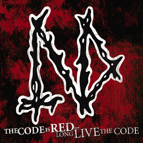 The Code is Red...Long Live the Code Digipak