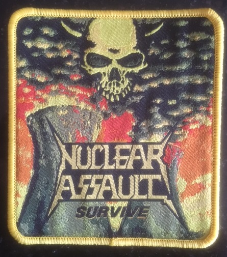 Nuclear Assault - Survive (Rare)