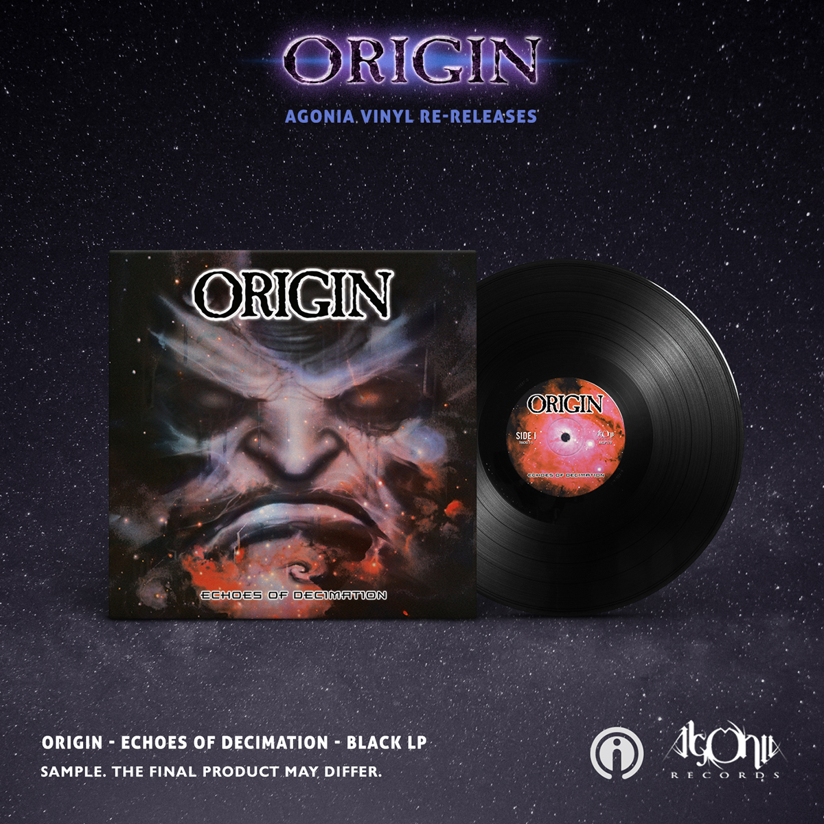 Origin - Echoes of Decimation