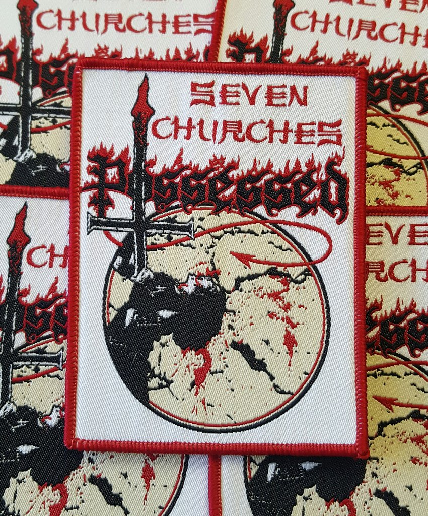 Possessed - Seven Churches.