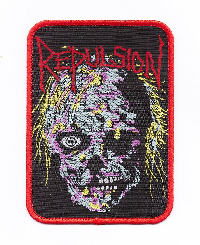 Repulsion - Horrified (Rare)
