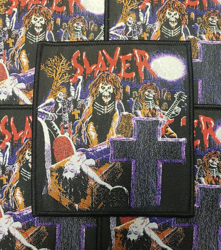 Slayer - Live Undead (Rare)
