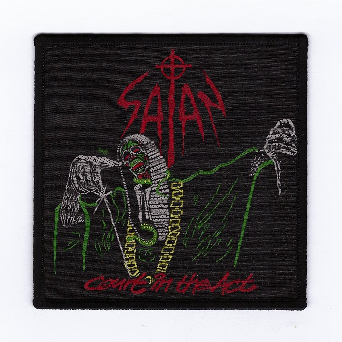 Satan - Court in the Act