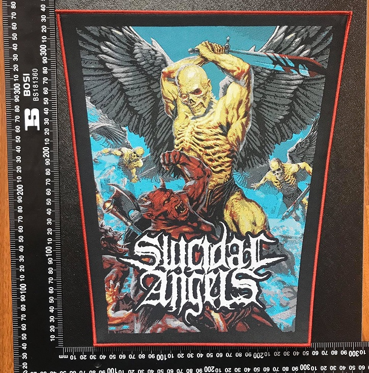 Suicidal Angels - Years Of Aggression (Rare)