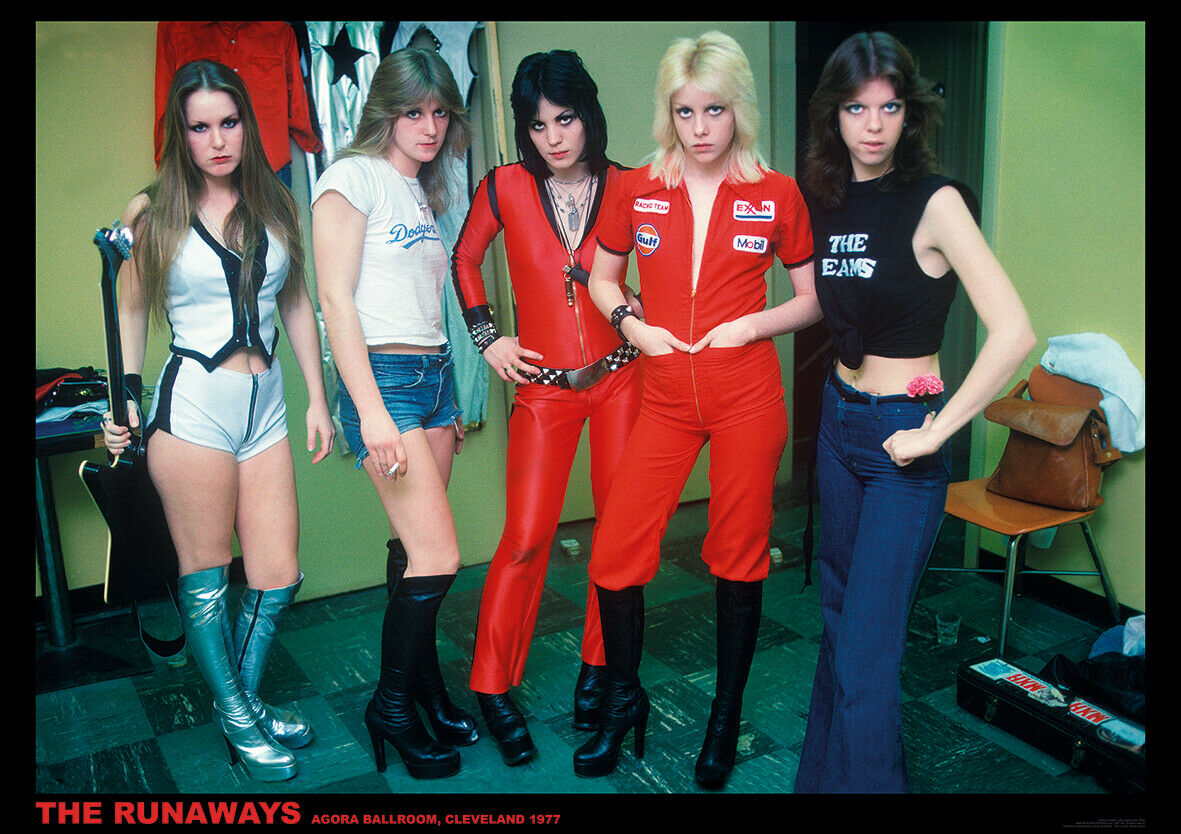 The Runaways - Band 1977