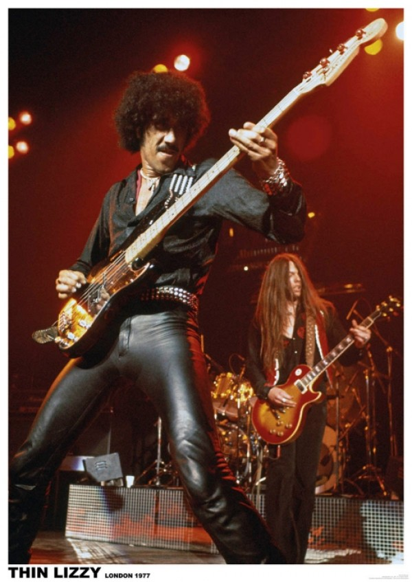 Thin Lizzy - Phil