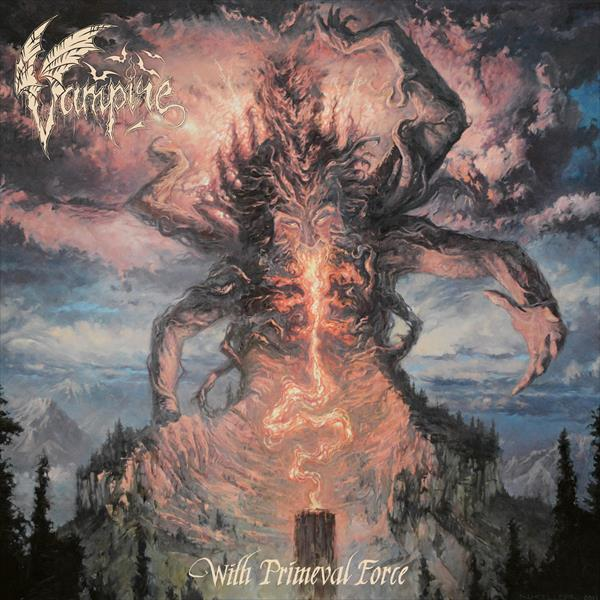 Vampire - With Primeval Force (Deluxe CD)