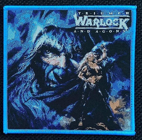 Warlock - Triumph and Agony (Rare)