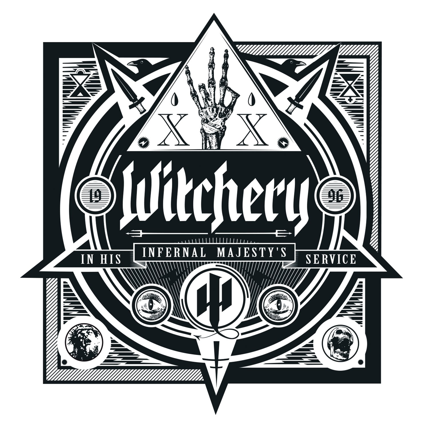 Witchery - In His Infernal Majesty's Service Ltd Ed.