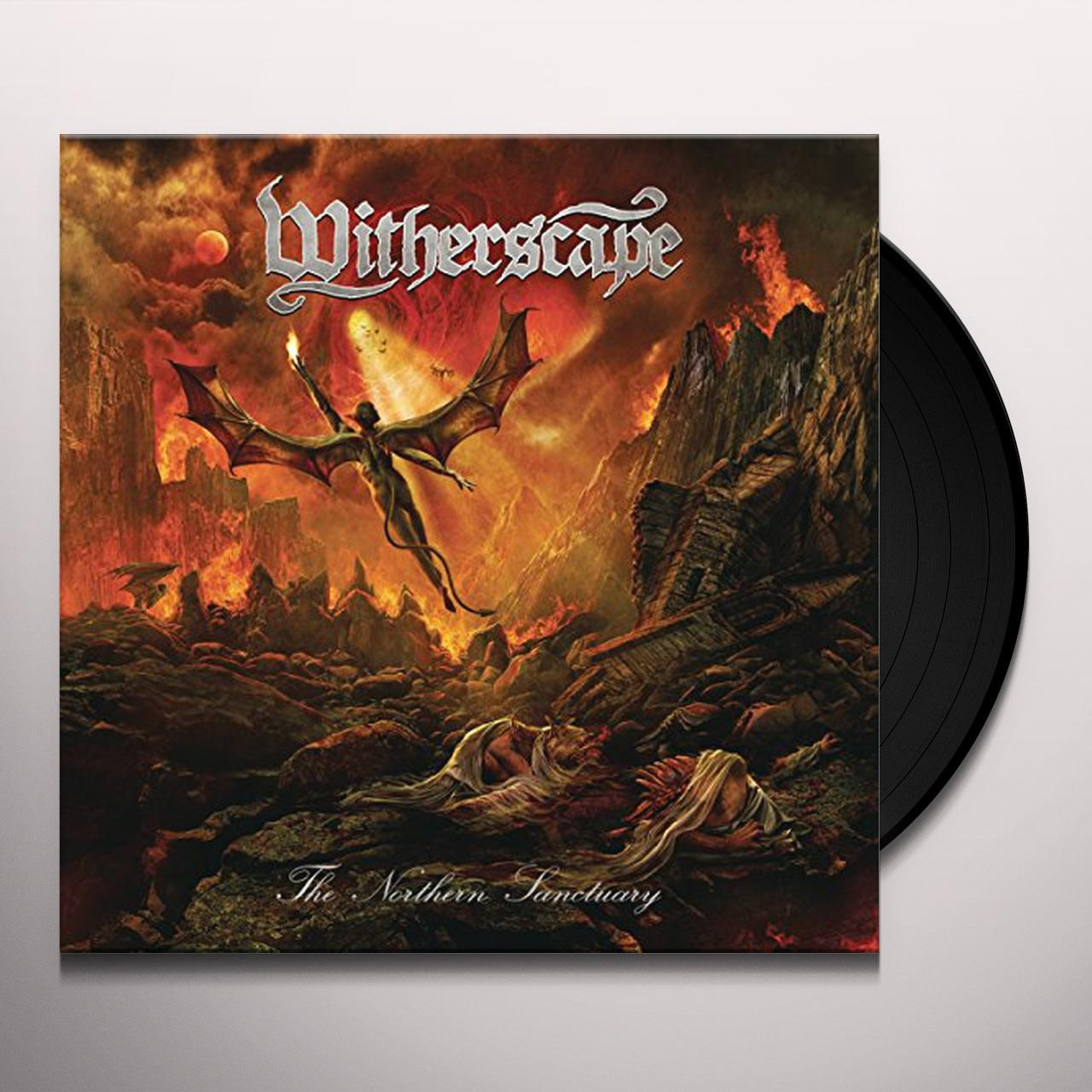 Witherscrape - The Northern Santuary (Gatefold LP + CD & Poster)