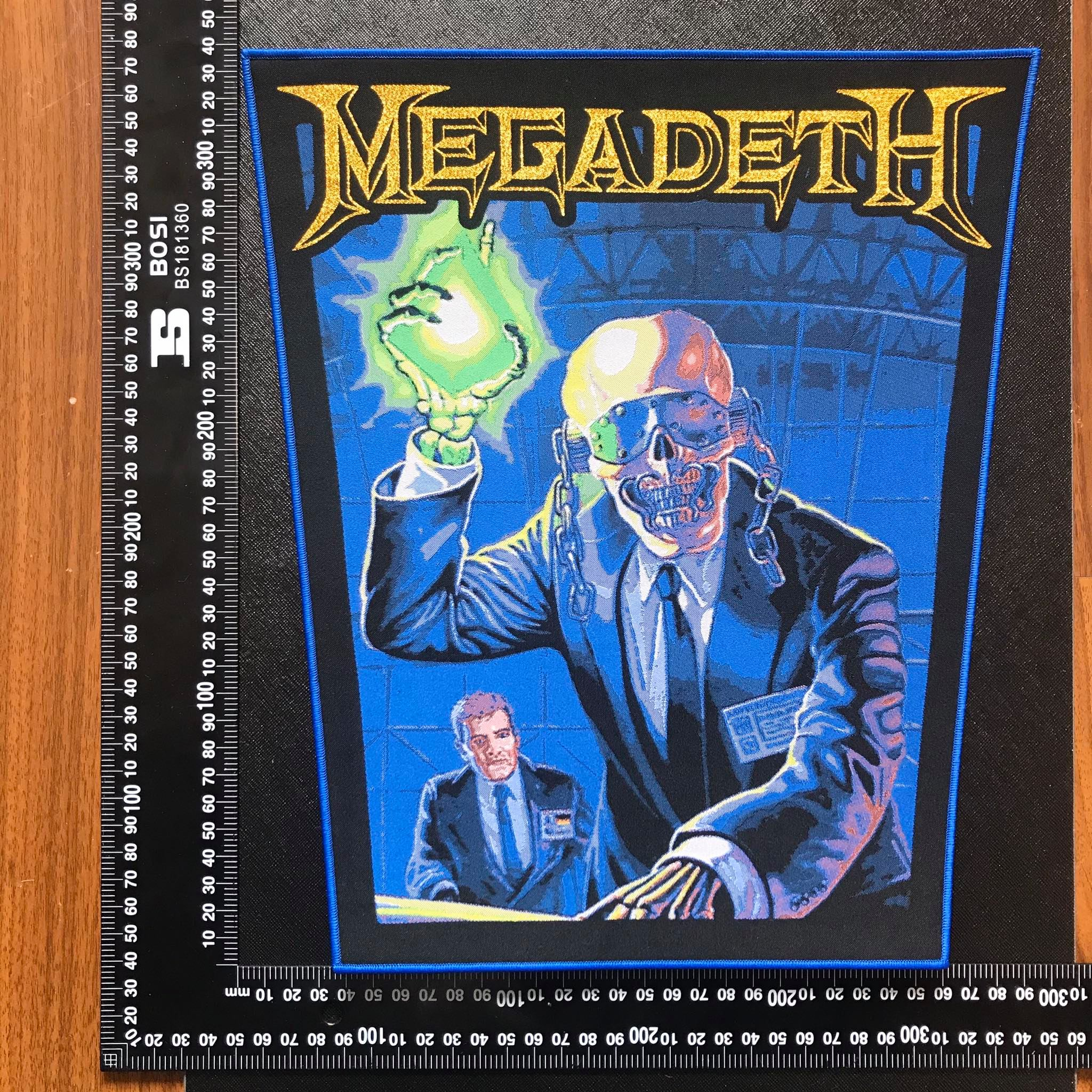 Megadeth - Rust in Peace (Rare)